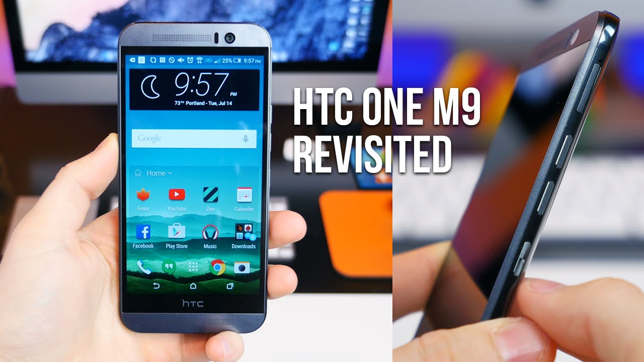 Download HTC One M9 Revisited: 3 Months Later (What Went Wrong)