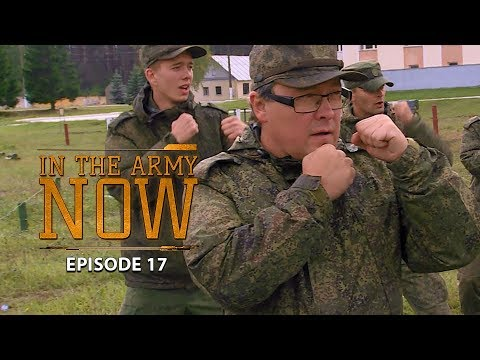 At army survival school – In the Army Now Ep.17