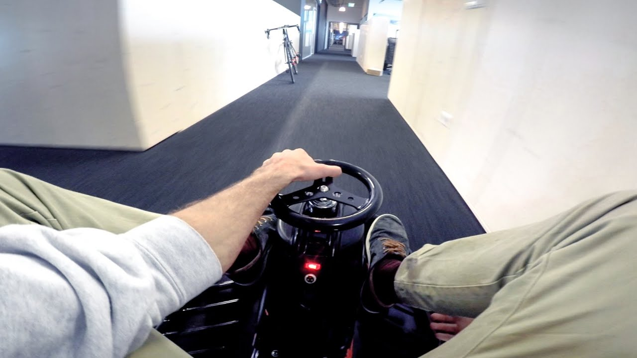 A day at the GoPro Office