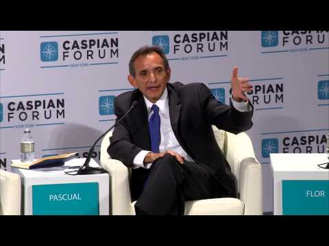 "Caspian Forum New York 2013 ""Discussions"""