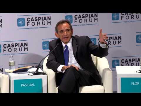 "Caspian Forum New York 2013 ""Discussions"""