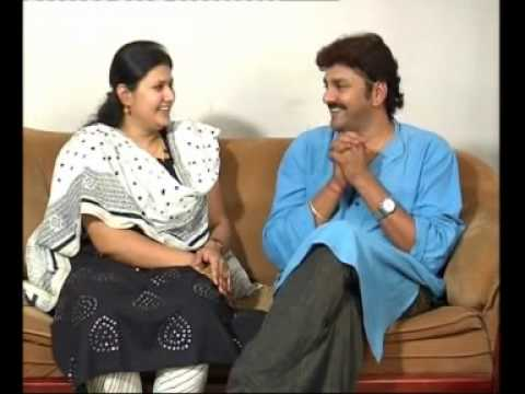 Chit Chat with TV Star - Artist Sameer - and his Family - 02
