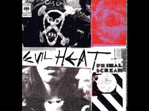 Primal Scream - Evil Heat (full album)