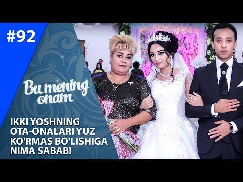 Bu Mening Onam 92-soni Ikki Yoshning Ota-onalari Yuz Ko'rmas Bo'lishiga Nima Sabab!  (15.10.2019)