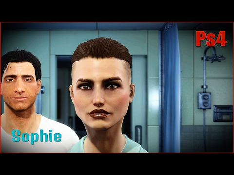 Gorgeous - Sophie - Female Preset: Fallout 4 Mods Ps4
