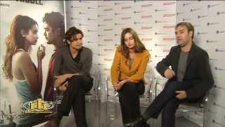 Riccardo Scamarcio, Clara Ponsot, Francesco Amato, intervista, Cosimo e Nicole, RB Casting