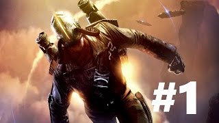 Dark Void Part 1 Walktrought Gameplay XBOX 360 PS 3 PC