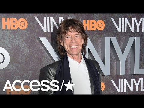Mick Jagger Is Recovering After A Successful Heart Valve Procedure (Report)