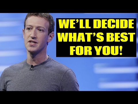 Facebook To Begin Censoring The News | #CWTB