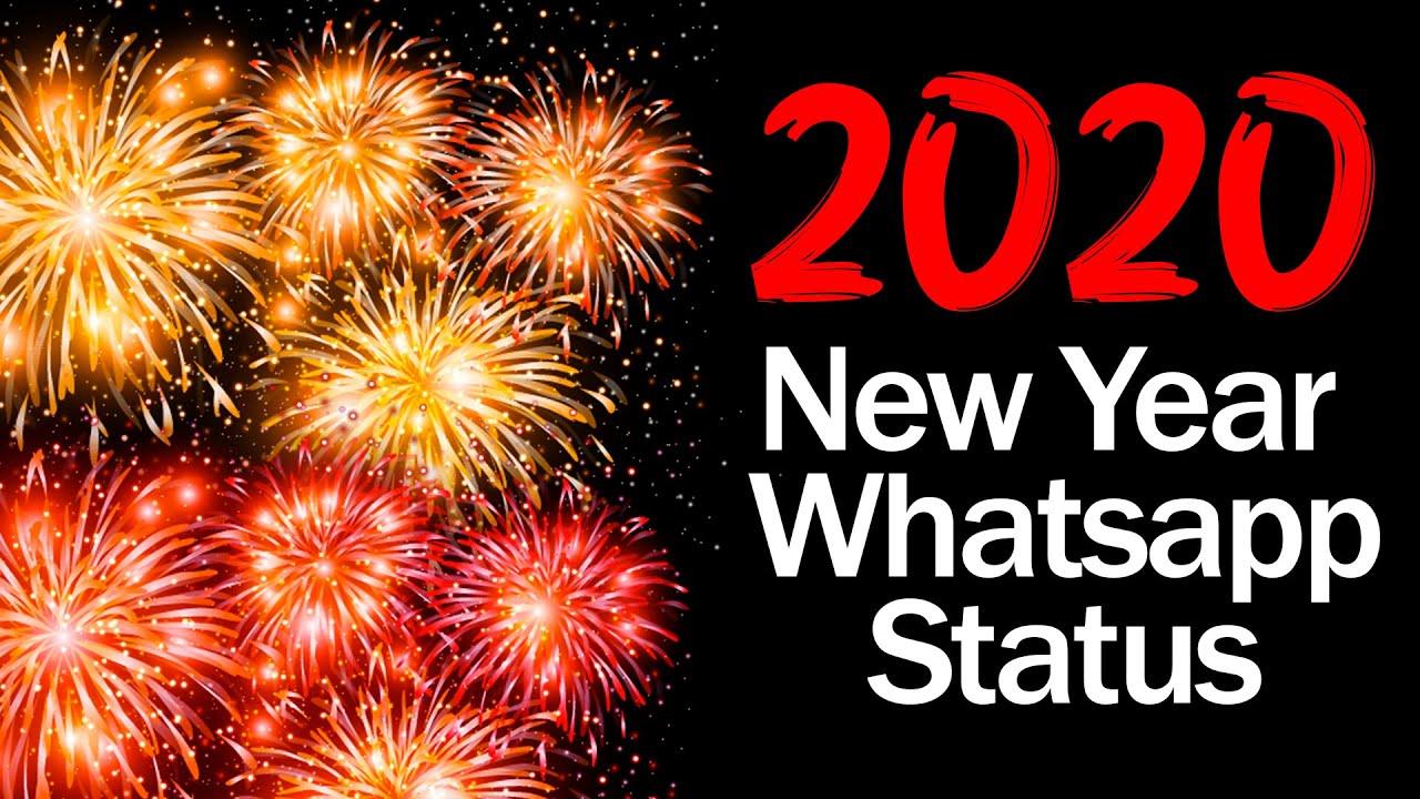 2020 Happy New Year Whatsapp Status Video