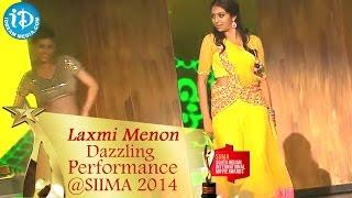 laxmi menon dazzling dance performance    siima 2014    malaysia
