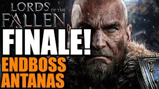 Lords of the Fallen Gameplay German PS4 FINALE | Let