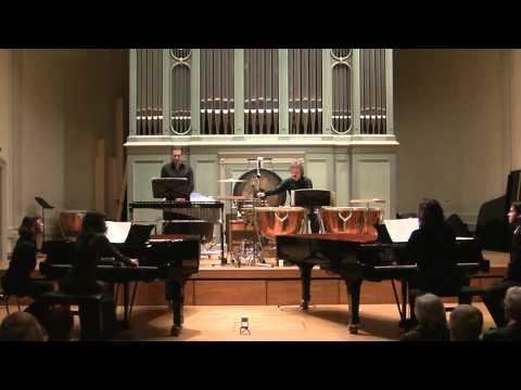 Béla Bartók. Sonata for Two Pianos and Percussion