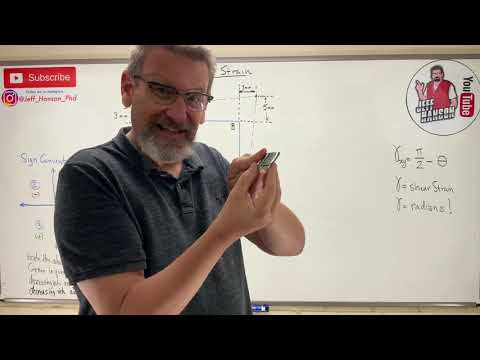 Download Solids: Lesson 7 - Shear Strain Explained, Sign Convention