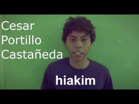 Cultural Fest 2015 | Yaqui culture | 5AMEL | Language