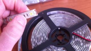 Светодиодная лента SMD 5050 (60 Led/метр) в силиконе