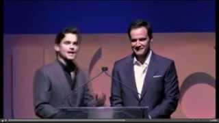 Matt Bomer & Tim DeKay presenting at 2011 USA Network (Перевод от DoubleCollar)