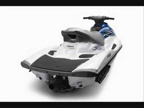 2008 Yamaha waverunner models . - YouTube