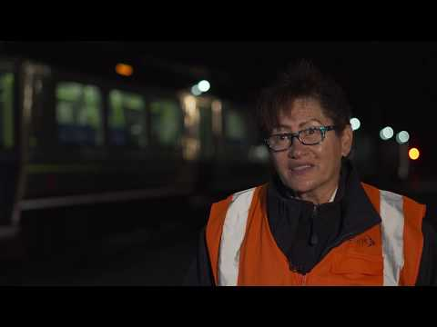 Apply Now To Become A Transdev Train Driver In Wellington