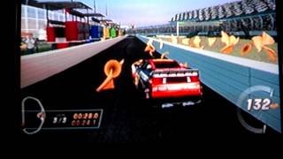 Nascar Unleashed [GAMEPLAY]