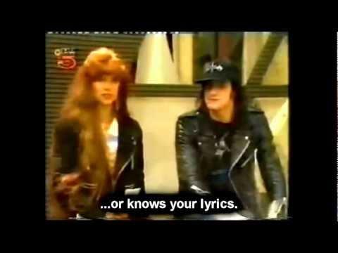 Angelripper Interview 1988 English Subtitles