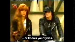 Angelripper Interview 1988 (English Subtitles)