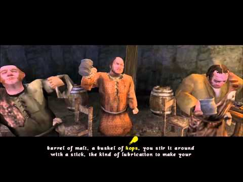 The Bard's Tale - Charlie Mops' Beer Song
