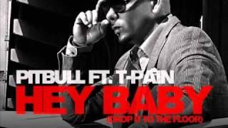 Pitbull ft Tpain - Hey Baby (Mario Takov & Mikals 5 Star Bootleg) HQ