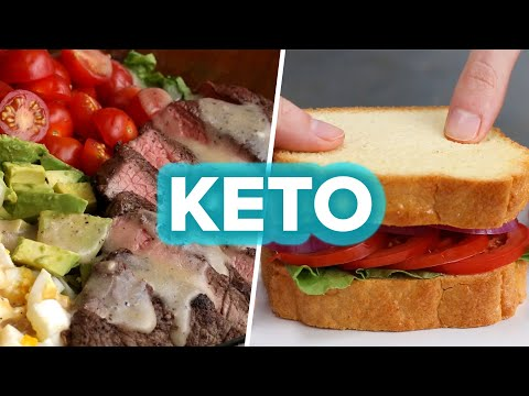 6 Keto-Friendly Meals
