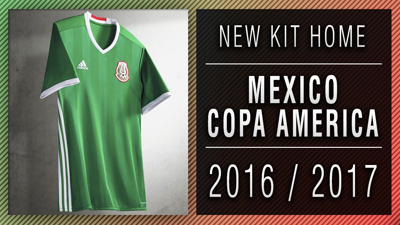 Pes 2013 New Kit Home Mexico Copa America Centenario