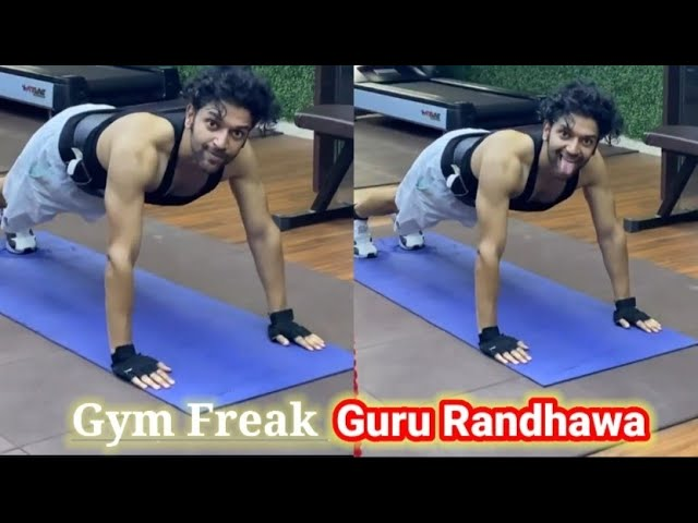 Guru Randhawa | Body transformation in Gym 🔥| Celebrity Updates