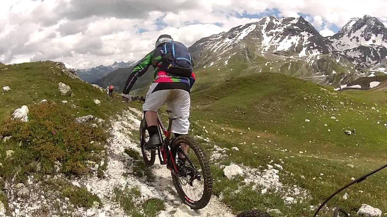 les arcs downhill mtb 2014 youtube. Black Bedroom Furniture Sets. Home Design Ideas