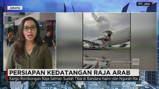 Persiapan Kedatangan Raja Arab Saudi, Raja Salman, ke Indonesia