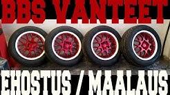 BBS Vanteet / Ehostus / Maalaus