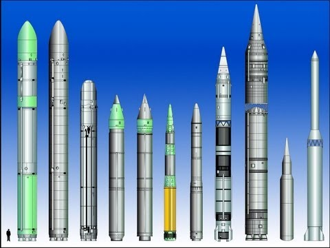 Intercontinental Ballistic Missile (ICBM) Comparison