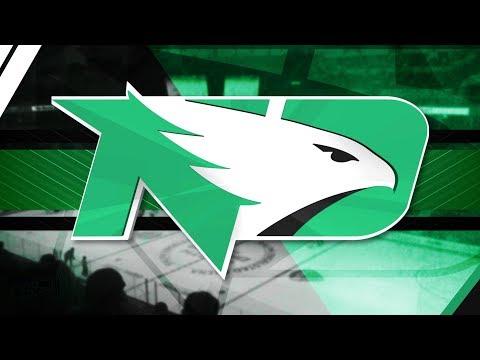 University of North Dakota Fighting Hawks 2017-18 Goal Horn