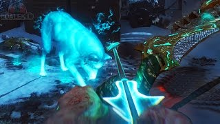 black ops 3 zombies der eisendrache wolf upgraded bow guide wrath of the ancients upgrade