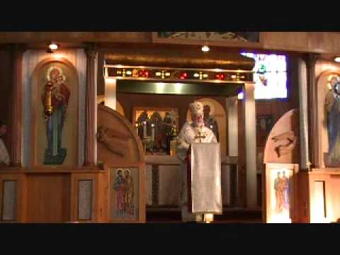 Bishop John Kudrick - Homily