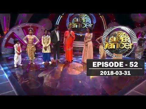 Hiru Super Dancer | Episode 52 | 2018-03-31