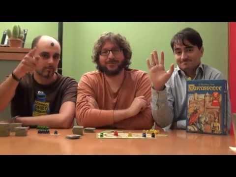 Iniciativa Grinbuzz: Cómo jugar a Carcassonne