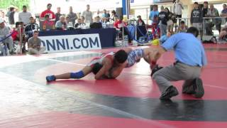 2013 Vancouver International Wrestling Festival: Dave Sharma vs. Jose Silva