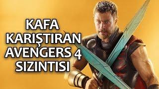 Gerçekçiliğiyle Kafaları Karıştıran Yeni Avengers 4 Fragman Sızıntısı