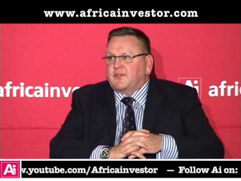 Charles Brewer, MD, Sub Saharan Africa, DHL Express, Ai CEO Infrastructure Investment Summit 2013