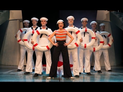 Anything Goes - Princess Theatre, Melbourne 2015