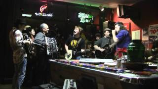 Midnight Rambler at Geezers Garage night.