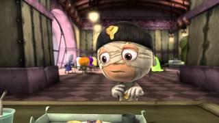 Каспер  Школа страха   11 серия   2006   Мульт сериал   HD 720p