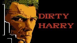 Dirty Harry - NES Gameplay