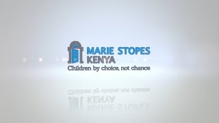 On the streets: Marie Stopes Kenya