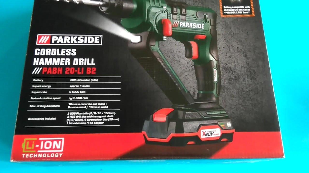 affordable parkside cordles hammer drill with perforateur burineur parkside. Black Bedroom Furniture Sets. Home Design Ideas