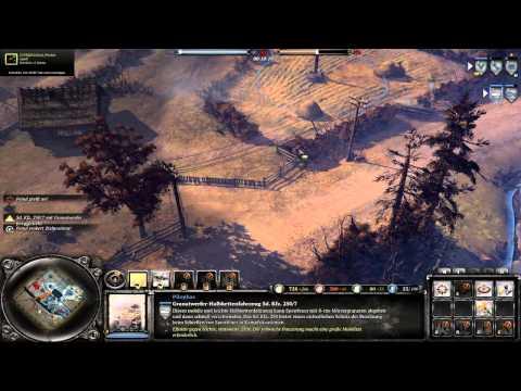 Company of Heroes 2 Multiplayer Gameplay - Der Panther und die Mine -  [Deutsch/HD]